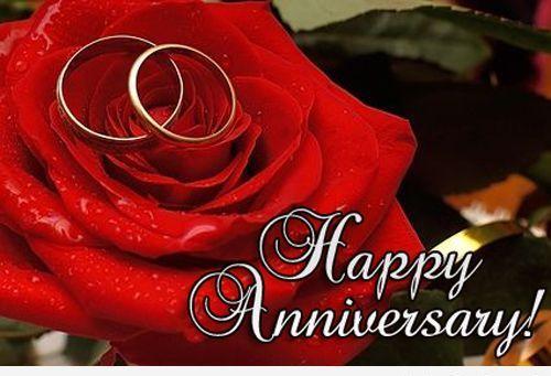Happy Wedding Anniversary Image