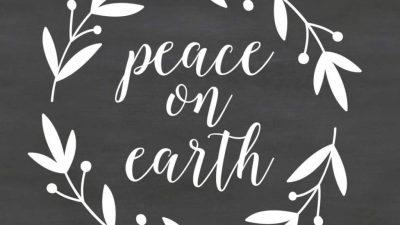 Christmas, Hd, Peace, Photo, Saying