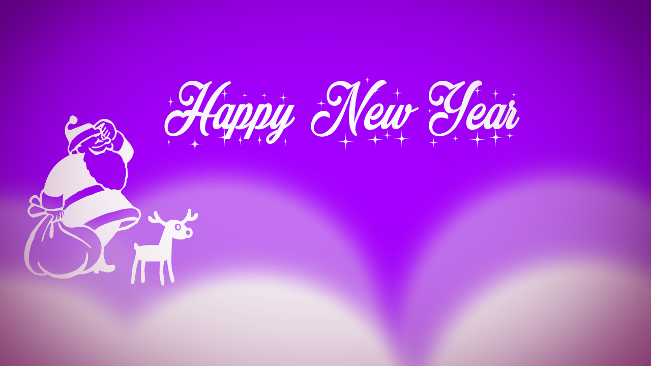 HD New Year Photo