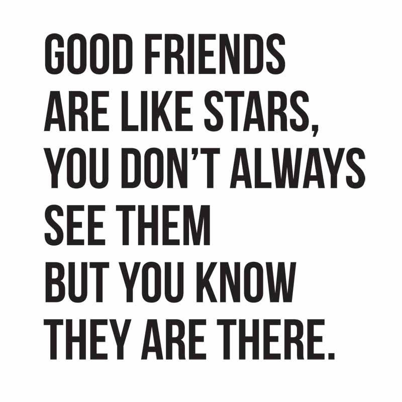 Friendship Quote Wallpaper