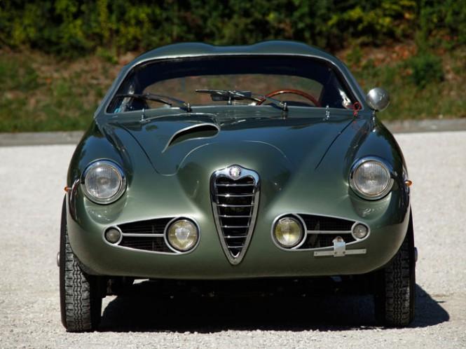 Alfa Romeo Zagato Picture
