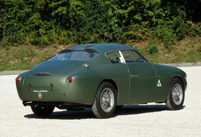 Alfa Romeo Zagato Wallpaper