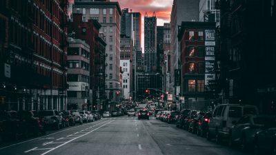 Beautiful, Clouds, Hd, STREET