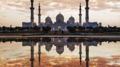 Beautiful, Hd, Mosque, Wallpaper