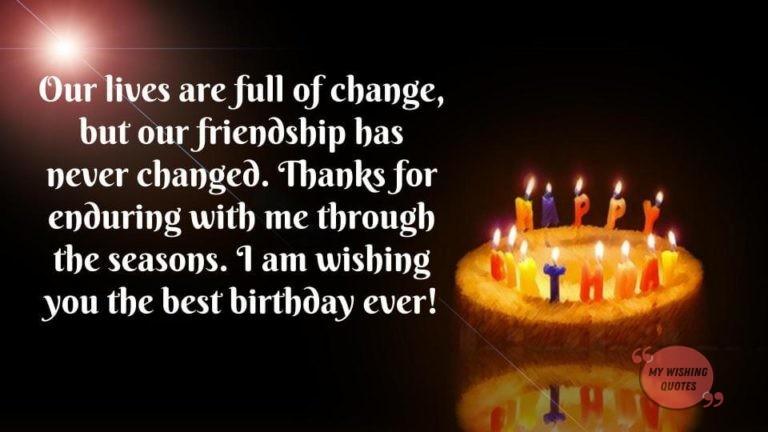 Happy Birthday Quote Background