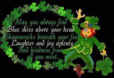 Irish Quote Wallpaper