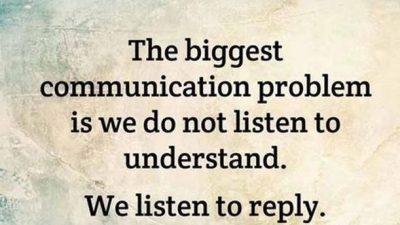 Communication, Problem, Quotes, Wallpaper