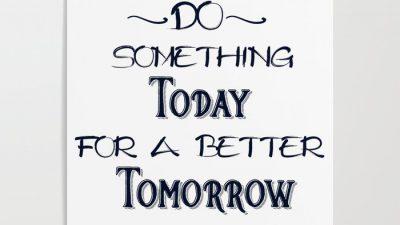 Do, Inspirational, Quote, Saying, Something