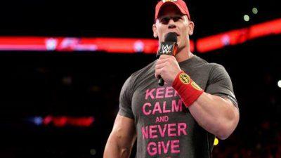 And, Calm, Cena, Give, Image, John, Keep, Never, Wonderful