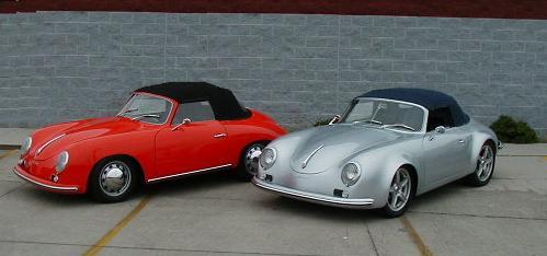 Porsche 357 Photo