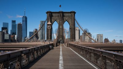And, Bike, Bridge, Brooklyn, Brookyln, Image, Path, The, Walkway