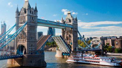 Beautiful, Bridge, Image, Tower, View
