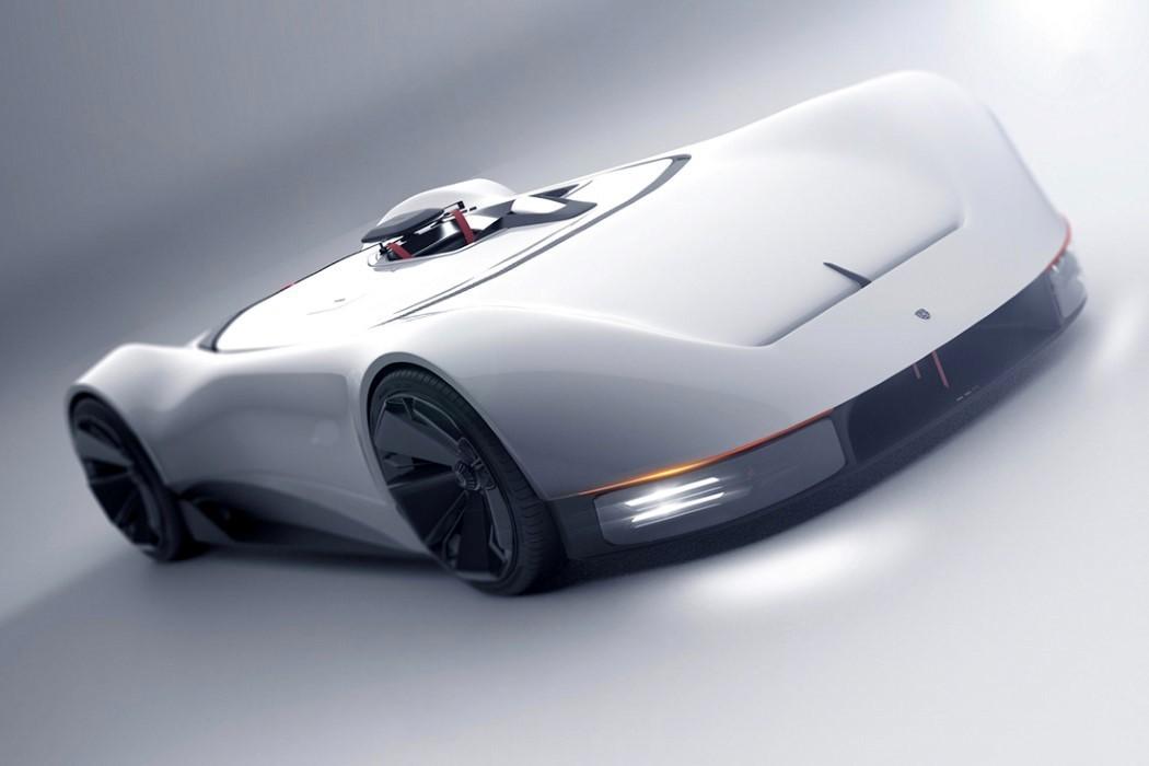 Porsche 357 Picture