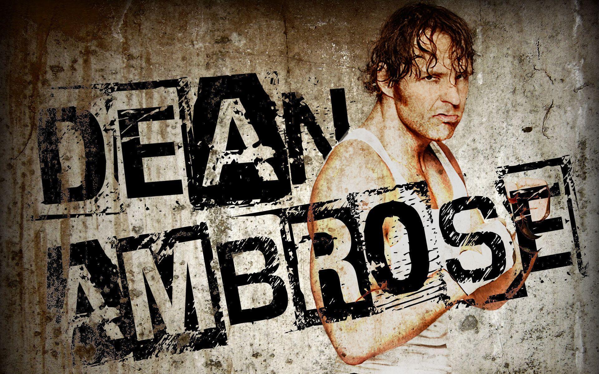 Dean Ambrose Wallpaper
