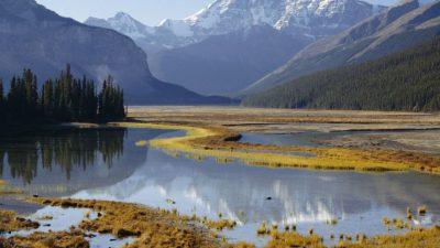 Jasper, Mountain, National, Natural, Park