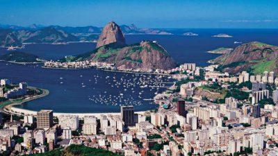 Blue, De, House, Janeiro, Natural, Rio, Sky
