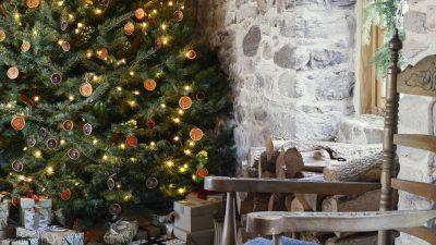 Christmas, Hd, Image, Stunning, Tree, Wonderful