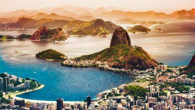 Cloudy, De Janeiro, Natural, Rio, Stone, Wallpaper, Weather