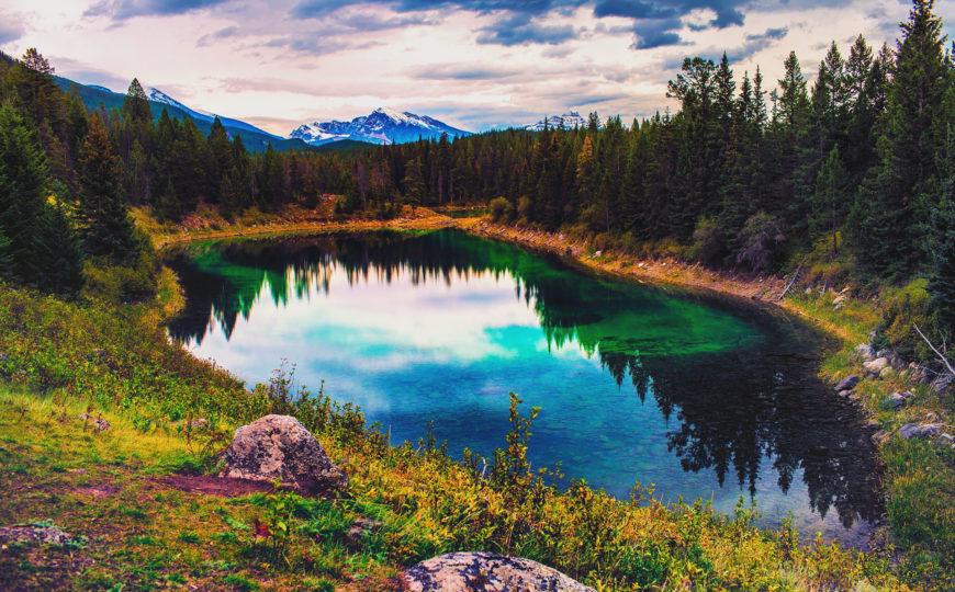 Jasper National Park Picture