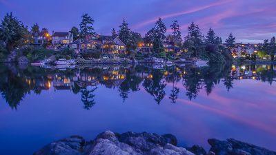 Blue, Canada, Image, Island, Sky, Tree, Vancouver