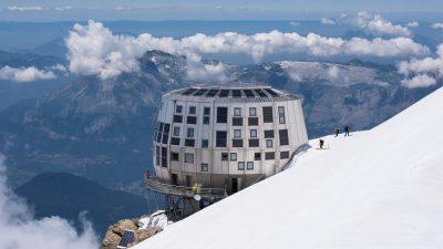 Blanc, Image, Landscape, Mont, Natural, View