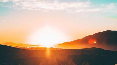 Beautiful, Desktop, Natural, Sunset, Wallpaper