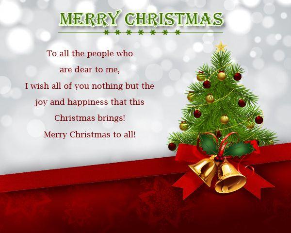Christmas Greeting Card Wallpapers