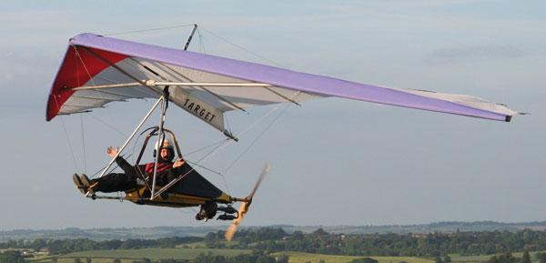 Powered Hang Glider Image