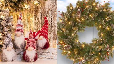 Christmas, Decoration, Full, Hd, Image