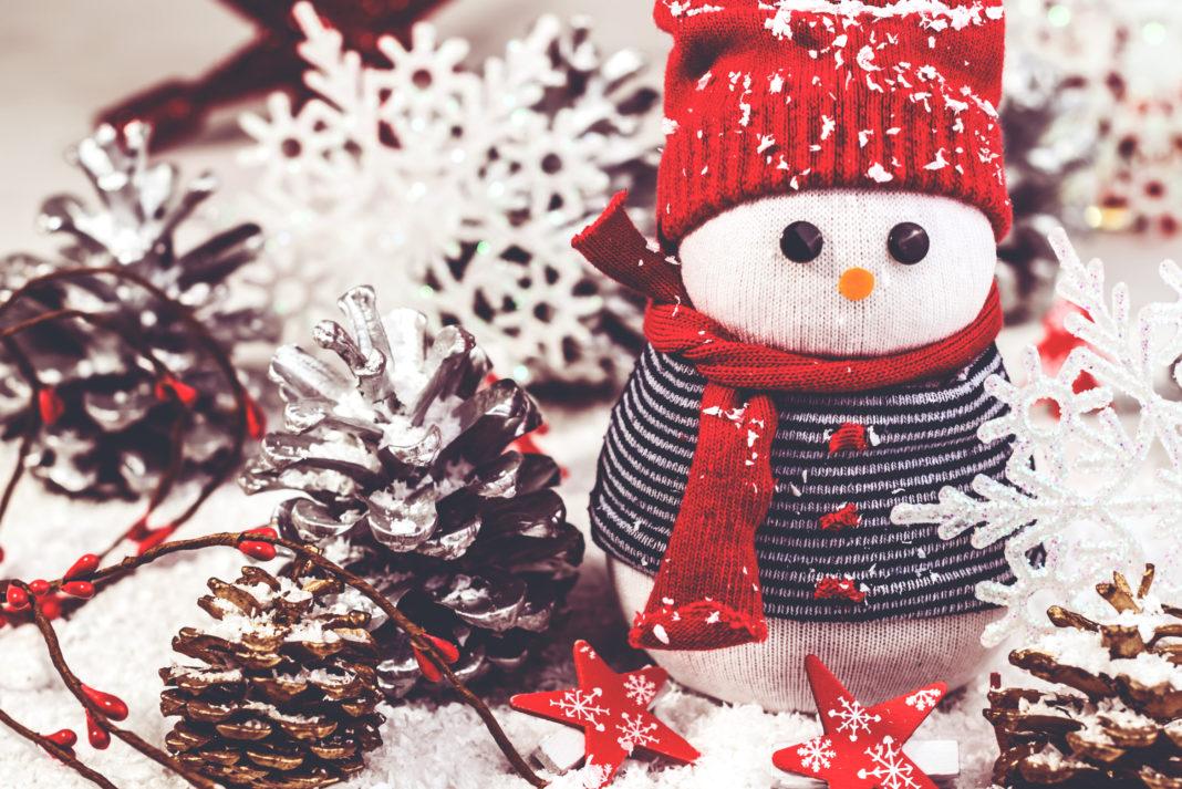Holiday Decoration Background