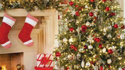 Christmas, Decoration, Elegant, Image