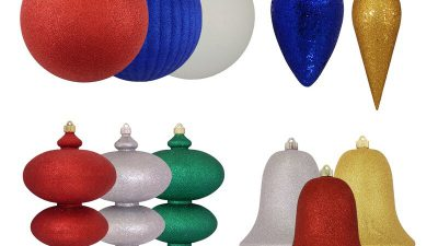 Christmas, Glitter, Image, Ornaments, Vintage