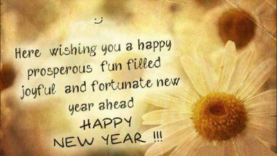 English, Happy, New, Wallpaper, Year
