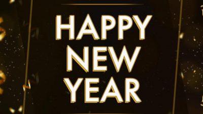 Happy, Hd, New, Stunning, Wallpaper, Year
