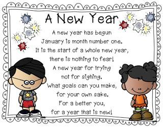 New Years Poem Photo