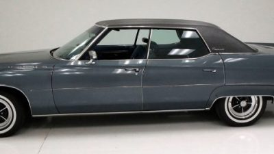 Buick, Car, Electra, Grey, Old, Photo