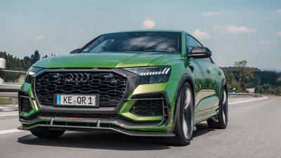 2021, ABT, Audi, Car, Model, Photo, RS Q8