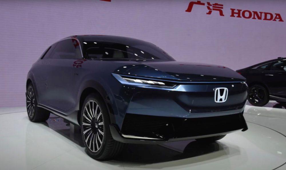 Honda SUV E Concept Wallpapers