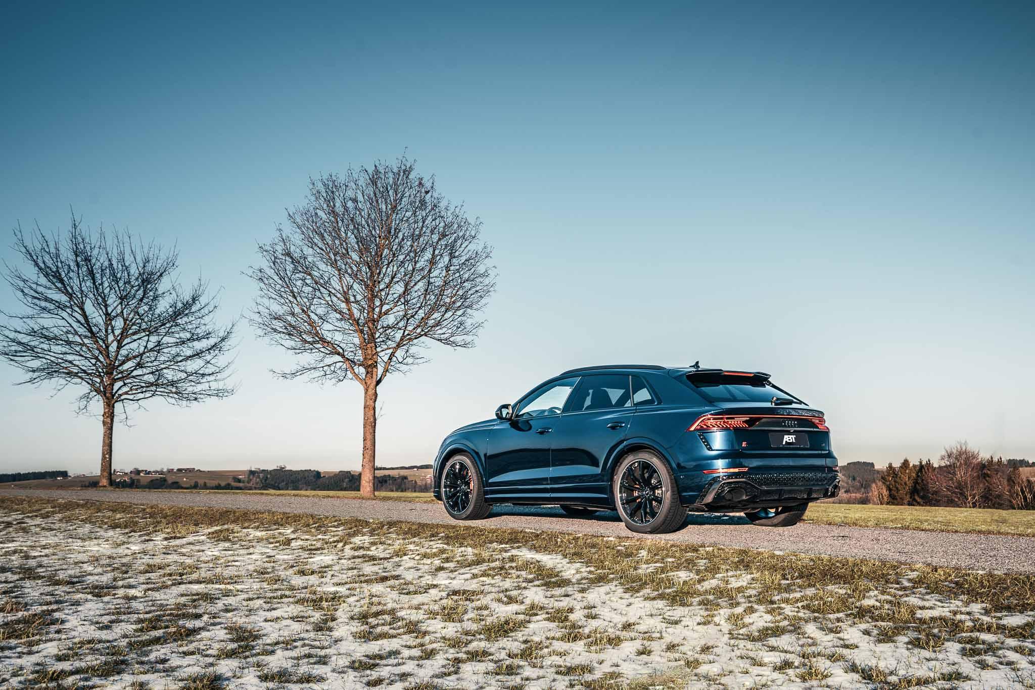 ABT Audi RS Q8 Picture