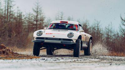911, ACS, Best, Car, Porsche, Singer, White