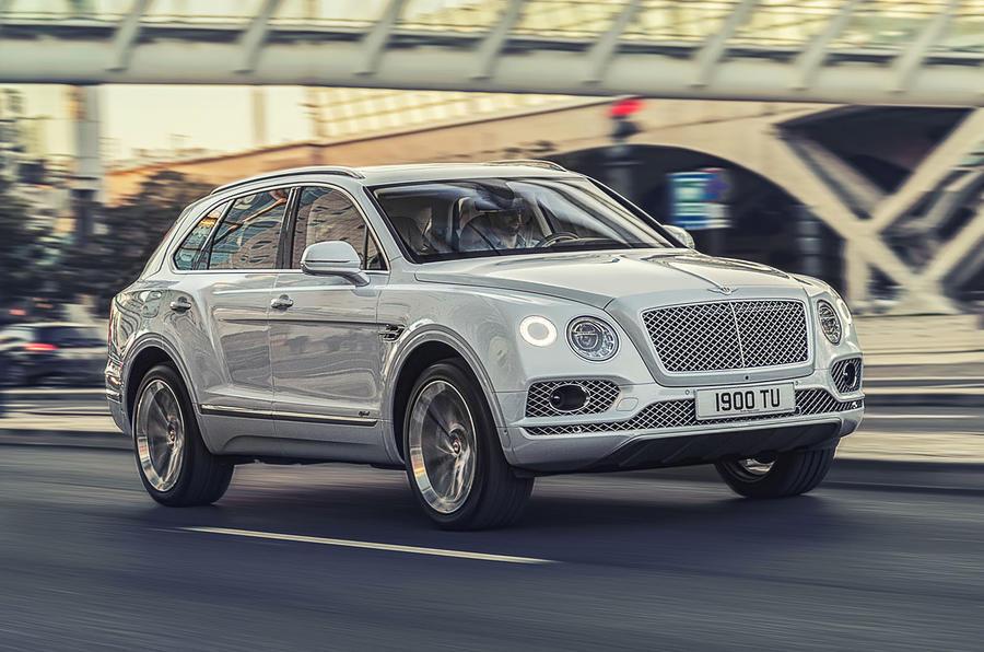 Bentley Bentayga Hybrid Image