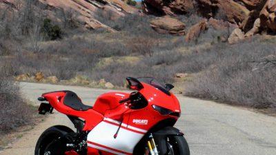 Beautiful, Bike, Ducati, Full, Image, Red