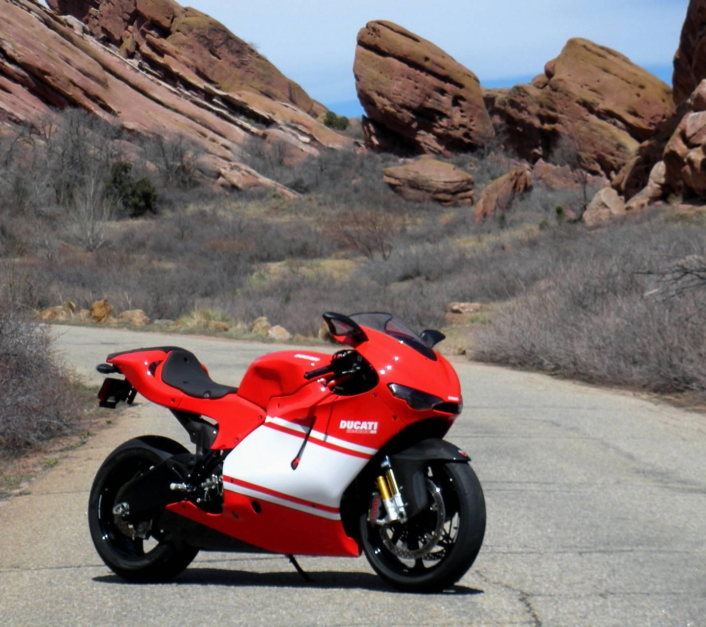 Ducati Bike Photo