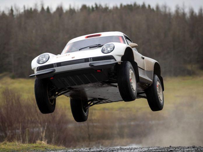 Singer ACS Porsche 911 Photo