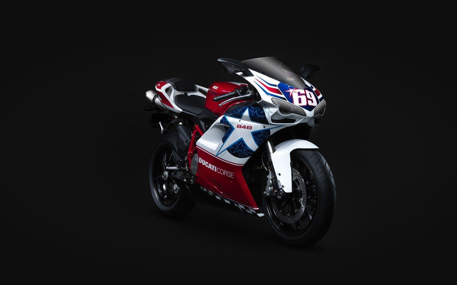 Ducati Bike Picture