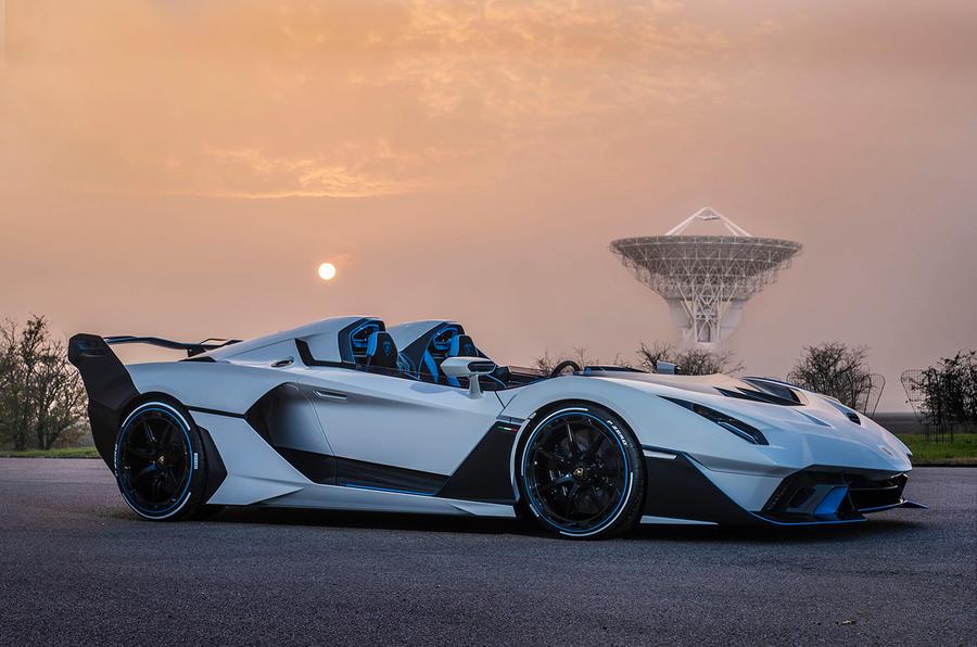 Lamborghini SC20 Image