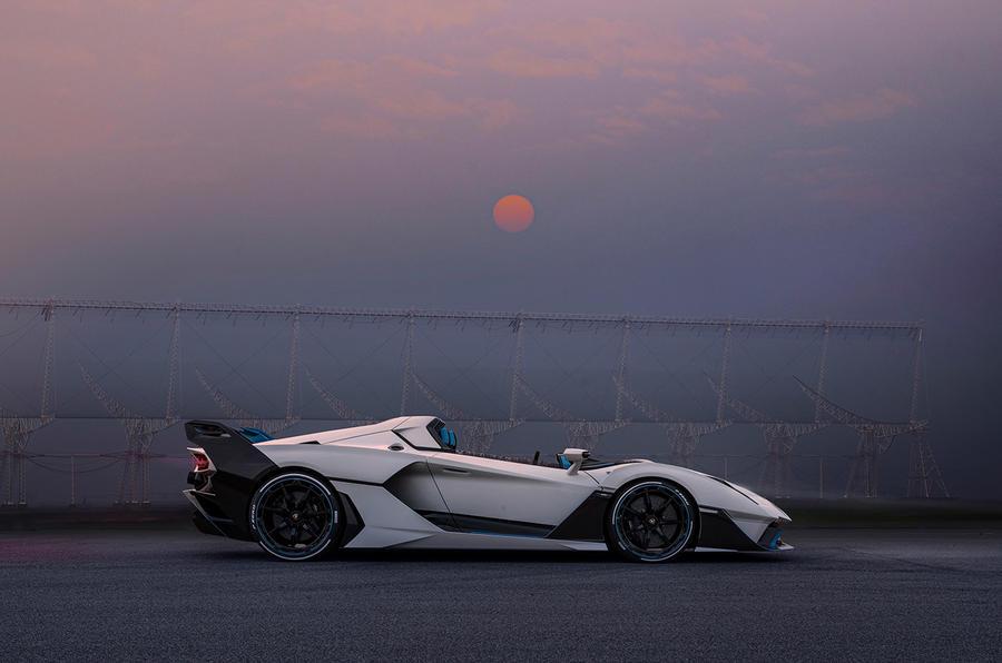 Lamborghini SC20 Picture