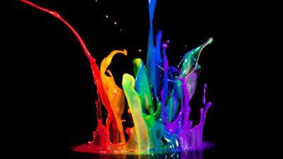 Backgrounds, Black, Colorful, Hd, Wonderful