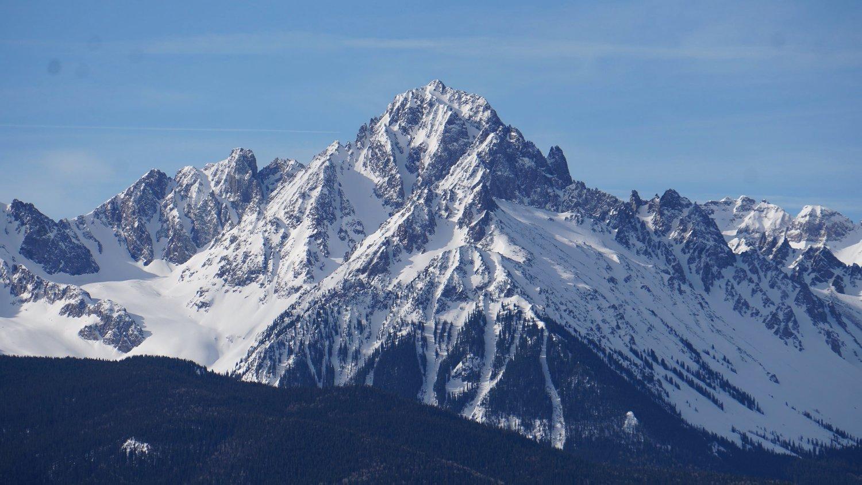 Mount Sneffels Image