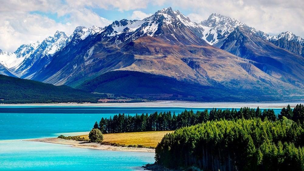 Lake Tekapo Wallpapers